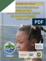 Plan de Etnodesarrollo de Las Comunidades Negras Del Golfo de Tribuga
