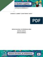 IE Evidencia 5 Summary Export Import Theory V2