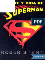 Muerte y Vida de Superman - Roger Stern
