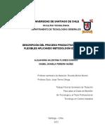 DESCRIPCIÓN DEL PROCESO PRODUCTIVO DE ENVASES FLEXIBLES APLICANDO METODOLOGÍA IDEF0 – IDEF3.