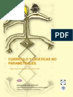 Currículo y Didacticas No Parametrales 2015