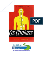 C. W. Leadbeater - OS Chakras