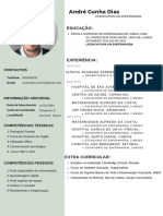 CV- André Cunha Dias