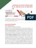 R.N. Nº 3657-2012