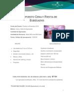 00 Cotización Egresados 2019 Oka