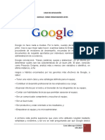 Caso Google Liderazgo