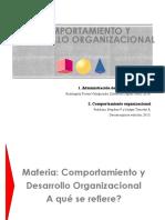Comportamiento y DO_1