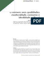 O homem sem qualidades - modernidade, consumo e  identidade cultural.pdf