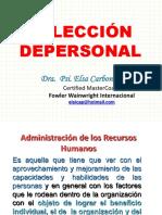 SELEC.PERSO. UNFV 2019  II.pptx