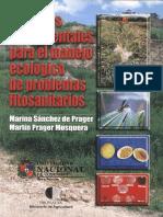 Nociones Fundamentales Para El Manejo Ecologico de Problemas Fitosanitarios