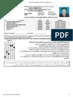 Board of Intermediate & Secondary Education,Lahore