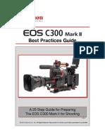 C300MarkII BestPracticesGuideV5.4 Small