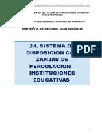 24. Disposicion Aguas Residuales - Zanja - IE - Final