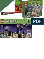 Reyes Lego Minecraft