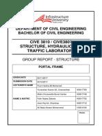 Portal Frame (Autosaved)