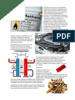 El Metanol Se Suele Usar Como Combustible