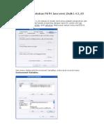 Instalasi Java j2sdk1.4