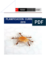 Planificacion Segundo 2019