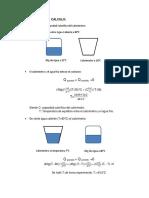 Procedimiento de Cálculo