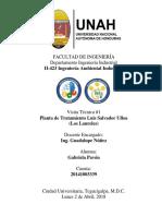 Informe Visita Técnica Los Laureles