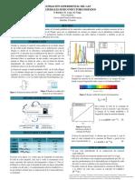 Estimación Experimental Del Gap en Materiales Semiconductores