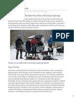 Gearx.com-Winter Layering Guide