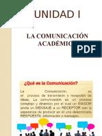 Expresion Oral y Escrita Unidad 1