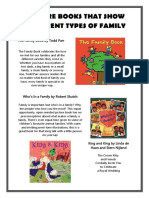 List of Picture Books for Inclusion