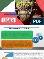 Historia de La Logica