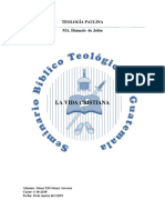 Teología Paulina Lectura 2