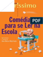 4 - [ADOLESCÊNCIA] Comedias Para Se Ler Na Escola - Luis Fernando Verissimo
