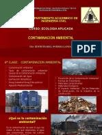 06 Contaminacion Ambiental 2018 II