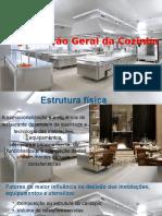 Organização de Uma Cozinha