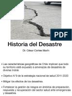 Historia Del Desastre