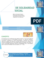 Soc. Solidaridad Social