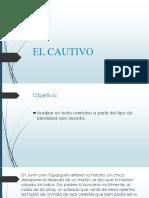 EL CAUTIVO.ppt