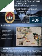 Geologia de Minas - Salida de campo. ppt.pptx