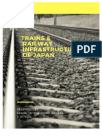 Railway infrastructure JAPAN