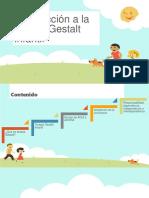 Introducción Gestalt Infantil