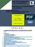 1. Conceptos Básicos de La Contabilidad de Costos