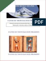 o Livro de Thoth Das Doze Piramides