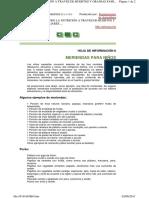 HOJA DE INFORMACIÓN FAO 8