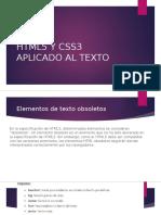 HTML5 Y CSS3 APLICADO AL TEXTO.pptx