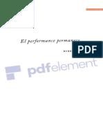 Schneider El Performance Permanece