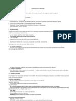 Cuestionario de Procesos Para Estudiar