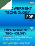 Empowerment Technology