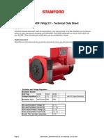 S4L1D-D41 Wdg.311 - Technical Data Sheet_Stamford