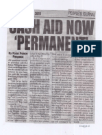Peoples Journal, May 27, 2019, Cash Aid Now Permanent.pdf