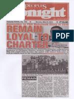Peoples Tonight, May 27, 2019, Remain Loyal to Charter.pdf