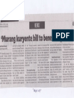 Philippine Daily Inquirer, May 27, 2019, Murang kuryente bill to benefit big firms.pdf
